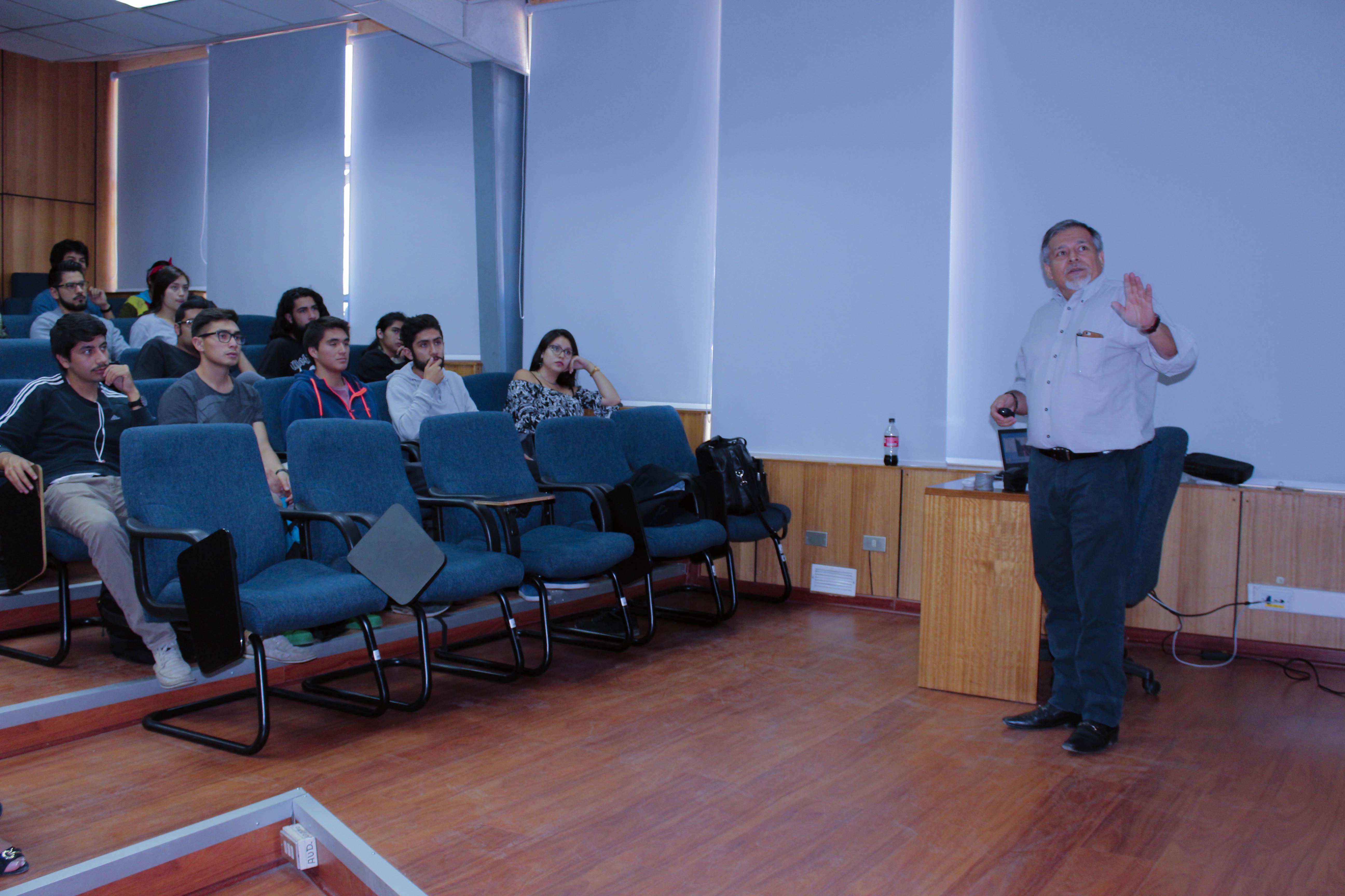 Presentación de Jorge Zamorano
