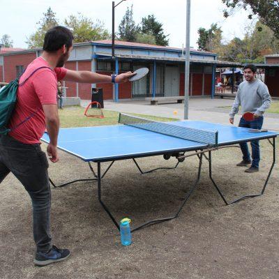 Ping pong Semana Mecánica
