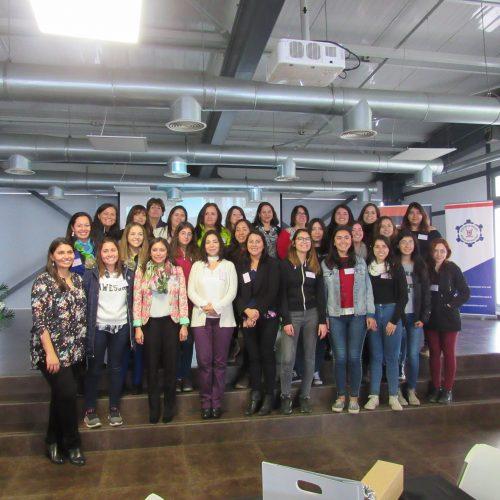 Primer Encuentro de Mujeres DIMEC