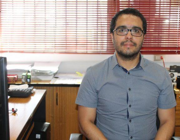 Dr. Diego Vasco Fadjudica Fondecyt Regular