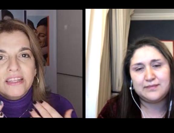 brecha de género en ingeniería, Soledad candia y sylvana vega en entrevista