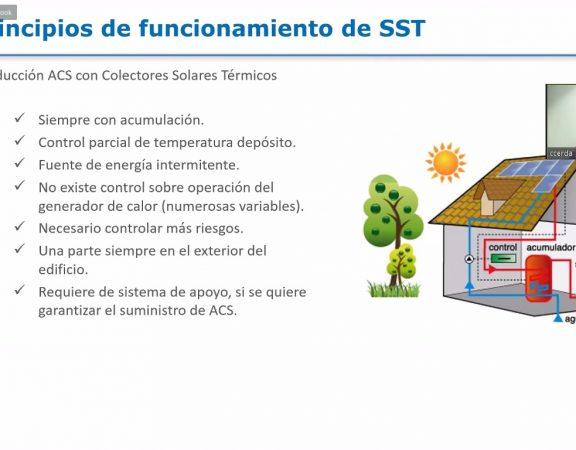 Carlos Cerda energía termo solar