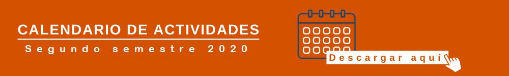 calendario de actividades primer semestre 2020, plan vespertino dimec usach